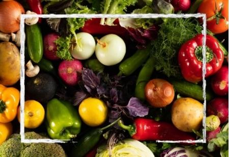 Cesta de verduras 10kg