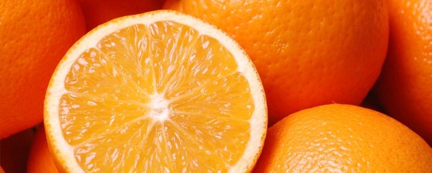 Cuántas calorías tiene una naranja