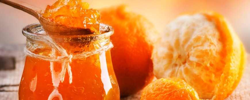 Cómo hacer mermelada de naranja