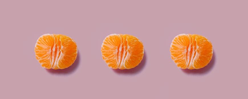 Calorías de una mandarina: ¿cuántas tiene?