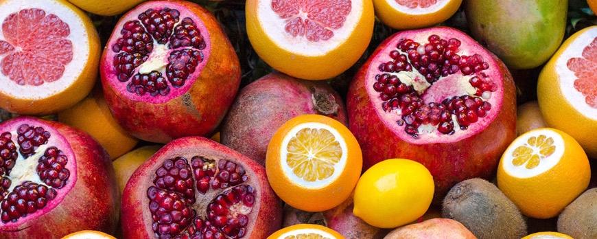 Cestas de frutas para regalar